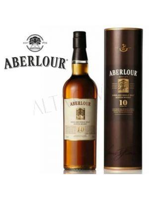 Aberlour 10 años Single Malt Whisky