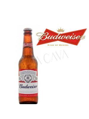 Budweiser Botella 355cc