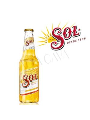 Cerveza Sol México 355cc