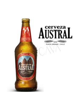 Cerveza Austral Torres del Paine 500cc