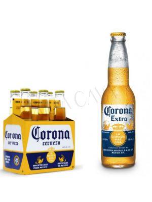 Cerveza Corona Extra 355cc