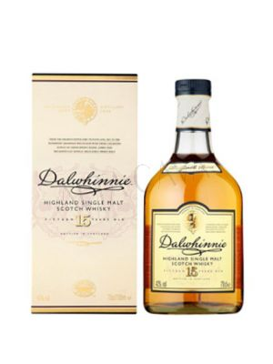Dalwhinnie 15 whisky Single Malt