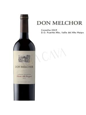 Don Melchor 2015 Concha y Toro