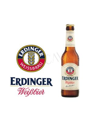 Cerveza Erdinger Alemana 330cc