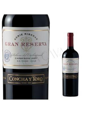 Concha y Toro Serie Riberas Carménère Gran Reserva