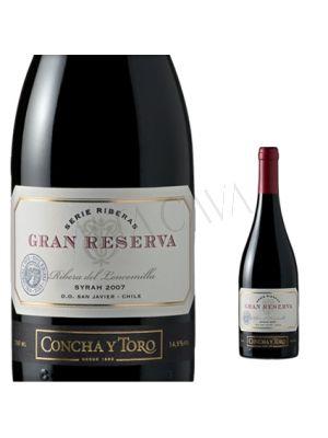 Concha y Toro Serie Riberas Syrah Gran Reserva
