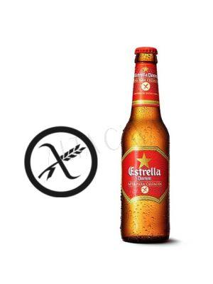 Cerveza Estrella Damm Daura sin Gluten