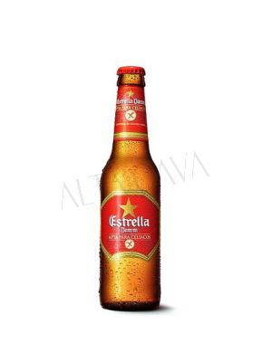 Cerveza Estrella Damm 330cc