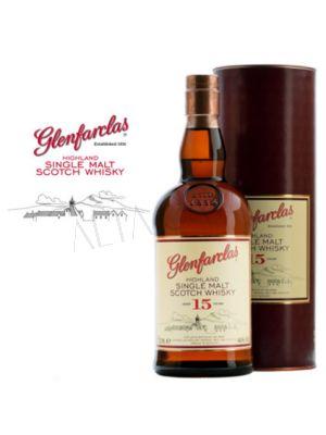 Glenfarclas 15 Single Malt Whisky