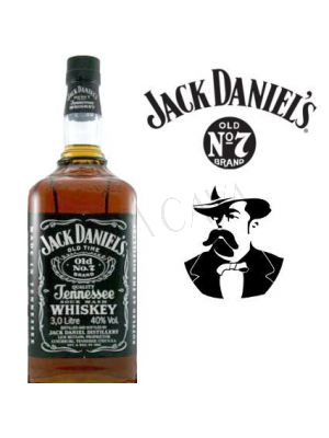 Jack Daniels N°7 3 Litros