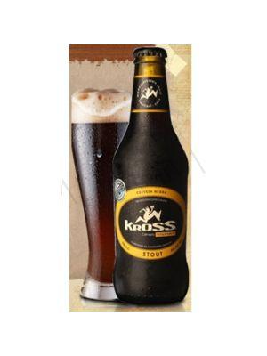 Cerveza Kross Stout 330 cc