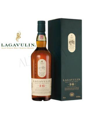 Lagavulin 16 whisky Islay Single Malt