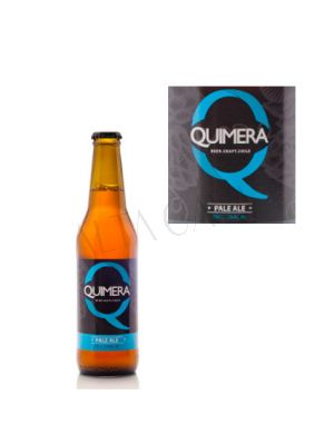 Quimera Amber Ale Cerveza