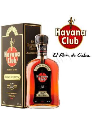 Havana Club Gran Reserva Añejo 15 años