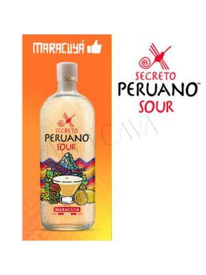 Secreto Peruano Maracuyá 700cc