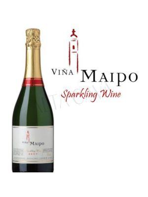 Viña Maipo Brut Sparkling Wine Chile