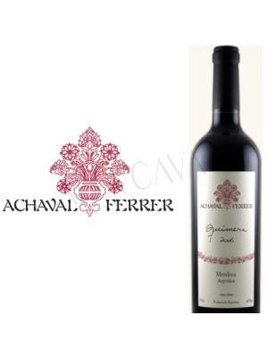 Vino Achaval Ferrer Quimera Argentina