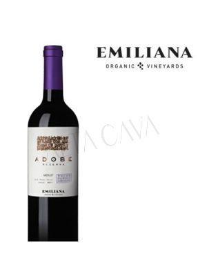 Emiliana Adobe Merlot Reserva