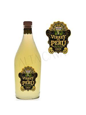 Virrey del Perú Sour Limón