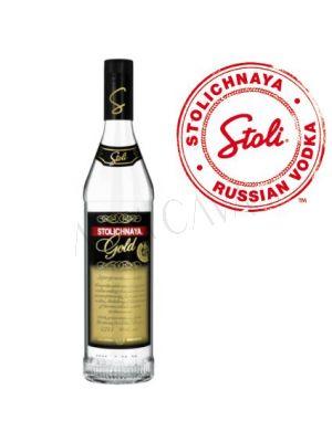 Stolichnaya Gold Vodka 750cc