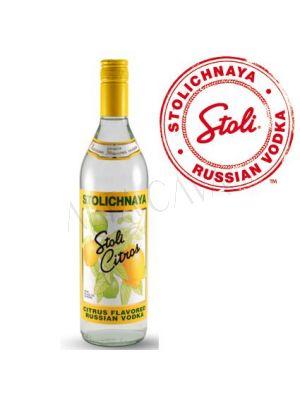 Stolichnaya Limón Vodka