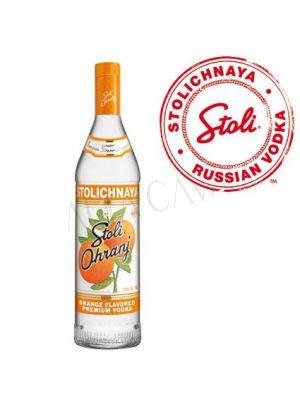 Stolichnaya Naranja Vodka