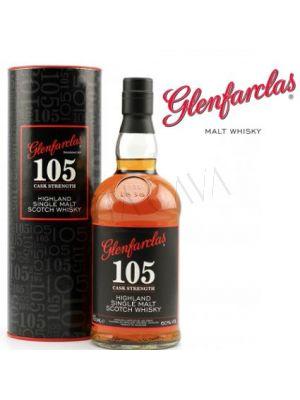 Glenfarclas 105 Cask Strength. Single Malt Whisky