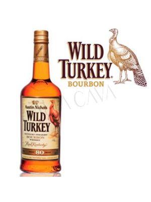 Wild Turkey Bourbon 750cc