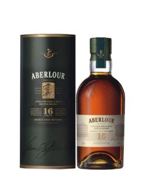 Aberlour 16 Double Cask. Single Malt Whisky