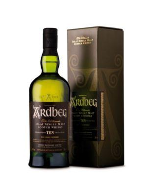 Ardbeg 10 años whisky