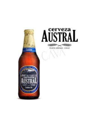 Cerveza Austral Calafate