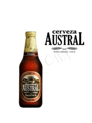 Cerveza Austral Patagona