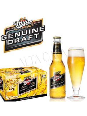 Cerveza Miller Genuine 355cc