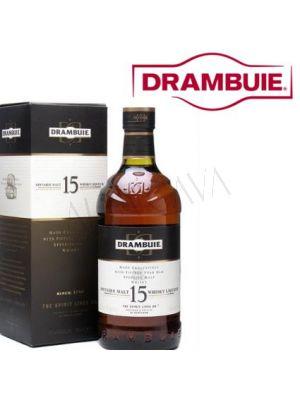 Drambuie 15 años Licor de Whisky  750cc
