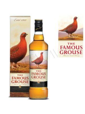 Famous Grouse Finest Scotch Whisky