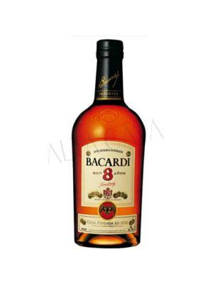 Bacardi 8 Años, Ron