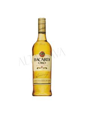 Bacardi Oro, Ron