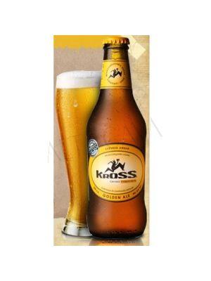 Cerveza Kross Golden Ale 330 cc