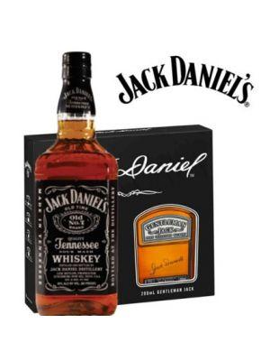 Jack Daniels N°7 + Gentleman Jack Pack