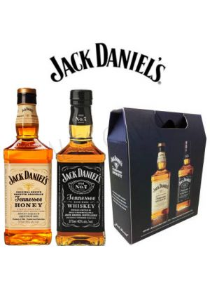 Pack Jack Daniel's N°7 + Honey