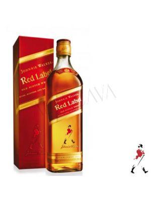 Johnnie Walker Red Label 1000 cc. Etiqueta Roja