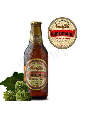 Cerveza Kunstmann Miel