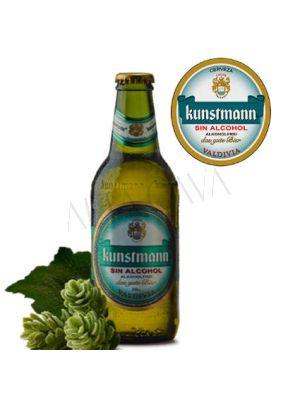 Cerveza Kunstmann Sin Alcohol