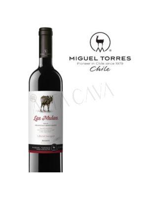 Las Mulas Cabernet  Miguel Torres