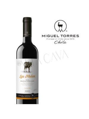 Las Mulas Carmenere  Miguel Torres