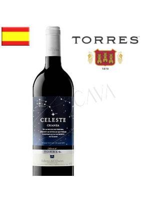 vino Celeste Crianza Torres España Ribera del Duero