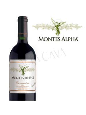 Montes Alpha Carménere