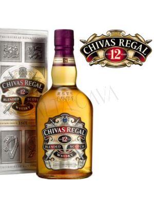 Chivas Regal 12 años 1000 cc